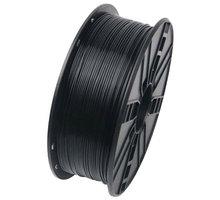 Gembird tisková struna (filament), ABS, 1,75mm, 0,6kg, černá - 3DP-ABS1.75-02-BK