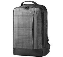 HP Slim Ultrabook Backpack, černá - F3W16AA
