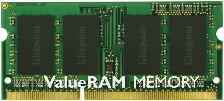 Kingston Value 8GB DDR3 1333 SO-DIMM