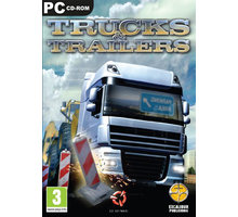Trucks and Trailers - PC - PC - 8592720120967