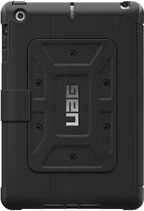 UAG folio case Scout, black - iPad mini 3