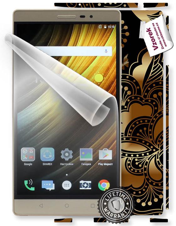 ScreenShield fólie na displej pro LENOVO PHAB2 PB2-650M + skin voucher