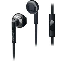 Philips SHE3205BK/00, černá