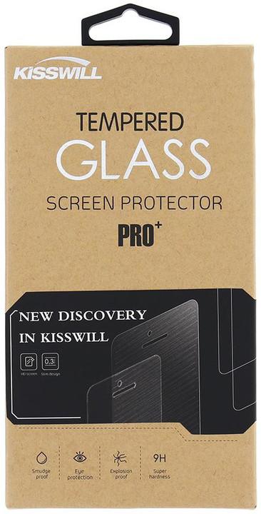 Kisswill Tvrzené sklo 0.3 mm pro HTC U Play