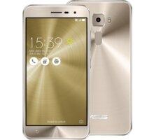 ASUS ZenFone 3 ZE520KL-1G023WW, zlatá - 90AZ0173-M01690 + Zdarma GSM ASUS ZenPower 10050 mAh, modrá (v ceně 699,-)