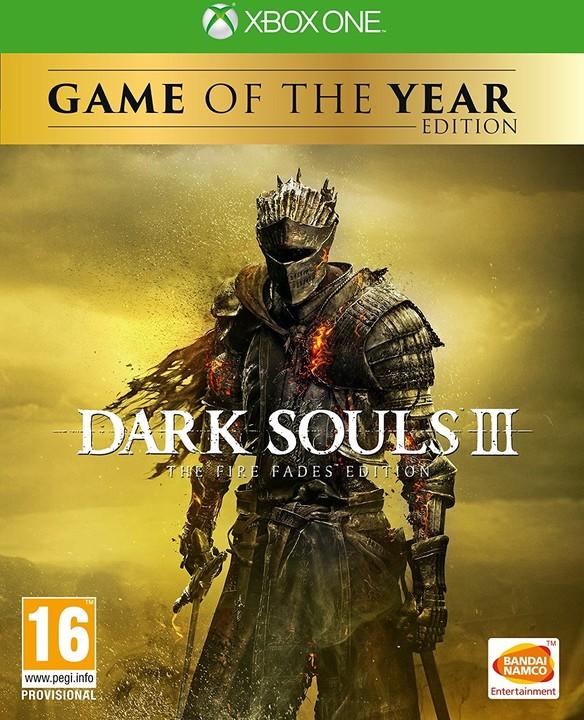 Dark Souls III: The Fire Fades Edition - GOTY (Xbox ONE)