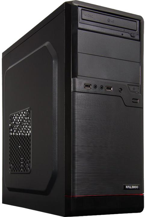 HAL3000 Enterprice 0117, černá