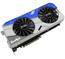 PALiT GeForce GTX 1080 GameRock, 8GB GDDR5X - NEB1080T15P2G + PC Hra Watch Dogs 2 v ceně 1399,-Kč