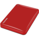 Toshiba Canvio Connect II - 1TB, červená