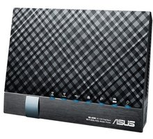 ASUS DSL-AC56U - 90IG01E0-BM3000 + Kupon Hellspy poukazka na stahování 14GB dat v hodnotě 99,-