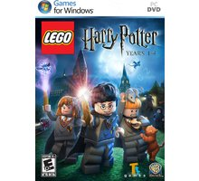 LEGO Harry Potter: Years 1-4 (PC) - PC - 8595071030480