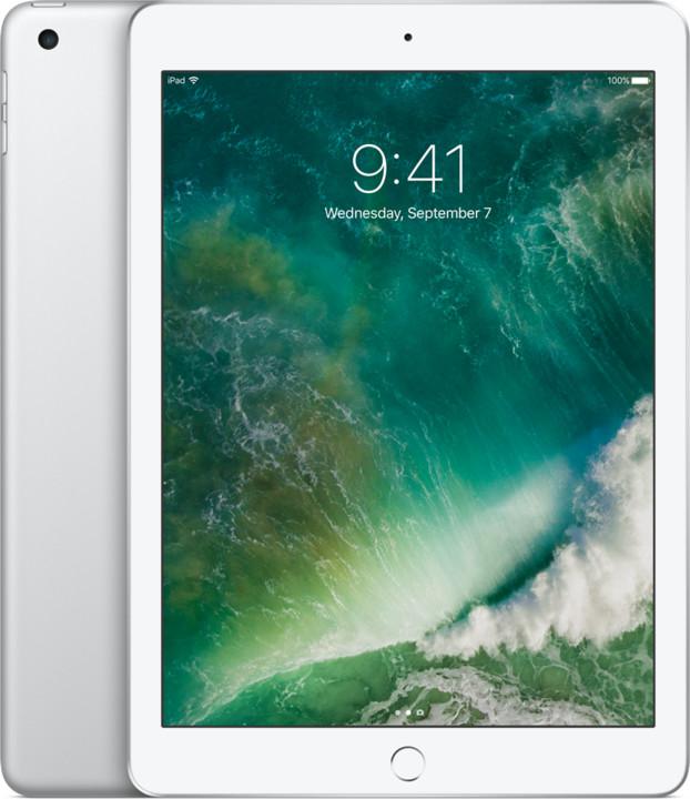 APPLE iPad 32GB, WIFI, stříbrná