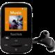 SanDisk Sansa Clip Sports 8GB, černá