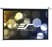 """Elite Screens plátno elektrické motorové 128"""" (325,1 cm)/ 16:10/ 172,2 x 275,3 cm/ case bílý - Electric128NX"""