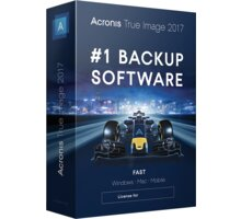 Acronis True Image 2017 CZ pro 1 PC upgrade - TIHZUB2CZS