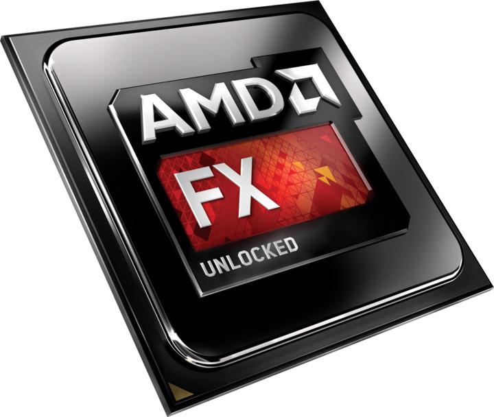 AMD Vishera FX-6350, Wraith BOX
