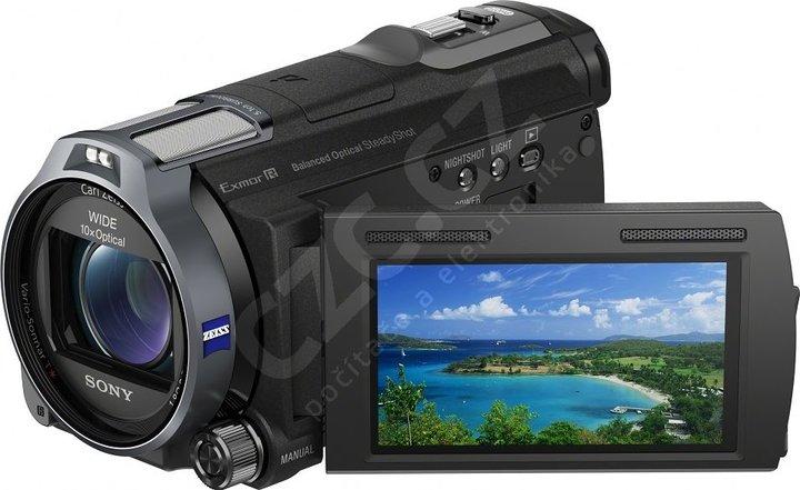 Sony HDR-CX730E, černá