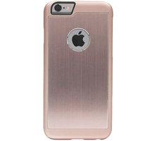 KMP hliníkové pouzdro pro iPhone 6, 6s, růžovo-zlatá - 1415600213