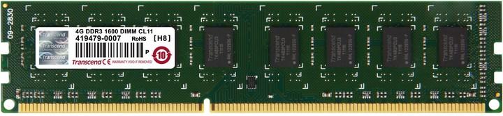 Transcend JetRam 4GB DDR3 1600