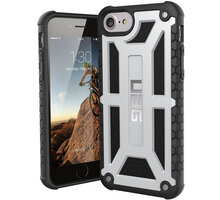 UAG Monarch Premium Line-Platinum- iPhone 7/6s - UAG-IPH7/6S-M-PL