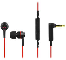 SoundMAGIC ES18S, černo-červená - 6949379000942