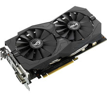 ASUS GeForce GTX 1050 ROG STRIX-GTX1050-O2G-GAMING, 2GB GDDR5 - 90YV0AD0-M0NA00 + Kupon na hru ROCKET LEAGUE, platnost od 30.5.2017 - 31.7.2017