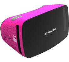 Homido Grab Virtual reality headset - Růžová - HOMIDO GRAB-PK