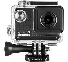 LAMAX ACTION X7 Mira + náhradní baterie + MadMan čelenka pro akční kamery v ceně 370 Kč