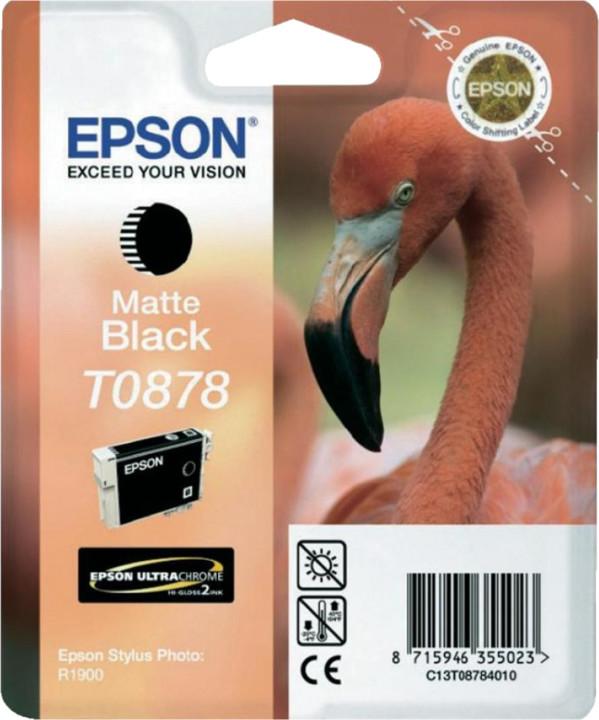 Epson C13T08784010, černá