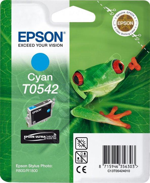 Epson C13T054940, azurová