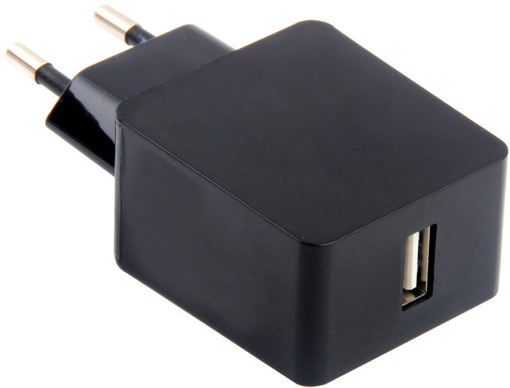 eSTUFF adaptér Home Charger 1 USB QC2.0