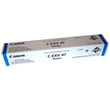 Canon C-EXV47 pro iR-C250i, C350i, C351iF, C1325iF, C1335iF, cyan - 8521B002