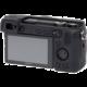 Easy Cover silikonový obal pro Sony Alpha a6300, černá