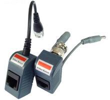 KGUARD Power Backup System AUPS8001, pro CCTV okruhy , 6000mAh, DC 12V, 2 hodiny plného nahrávání - CA-BAL-001