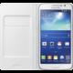 Samsung flipové pouzdro s oknem EF-WG710BWE pro Galaxy Grand 2 bílá