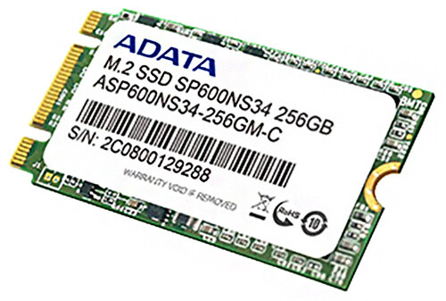 ADATA SP600NS M.2 2242 - 256GB