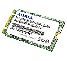 ADATA SP600NS M.2 2242 - 256GB - ASP600NS34-256GM-C