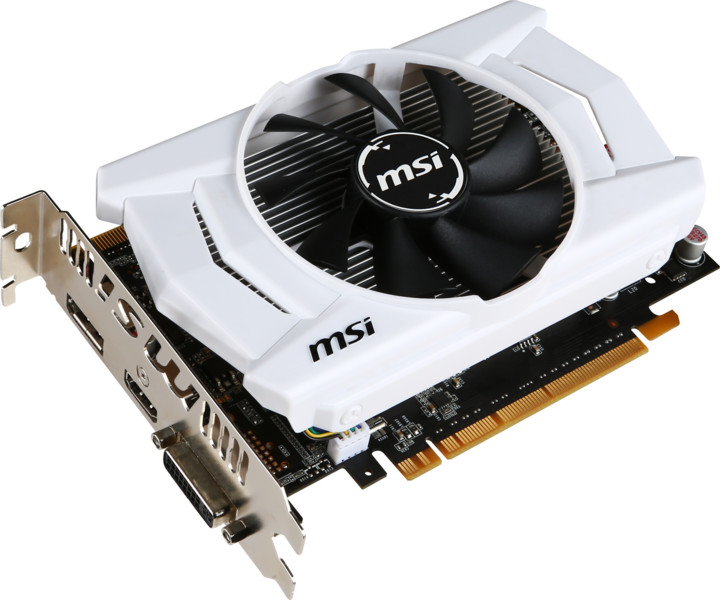 MSI GTX 950 2GD5 OCV2, 2GB GDDR5