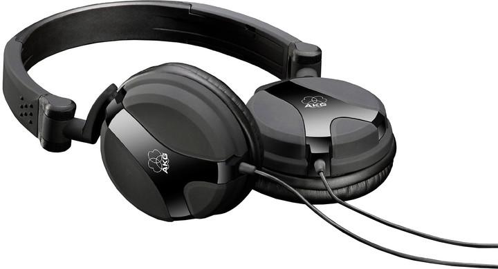AKG K 518, černá