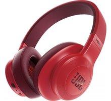 JBL E55BT, červená - JBL E55BTRED