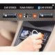 Tunai Firefly Bluetooth Receiver Car pack, červená