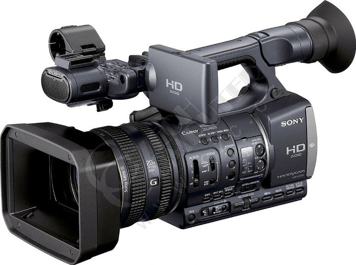 Sony mini Dv HDR-AX2000EH