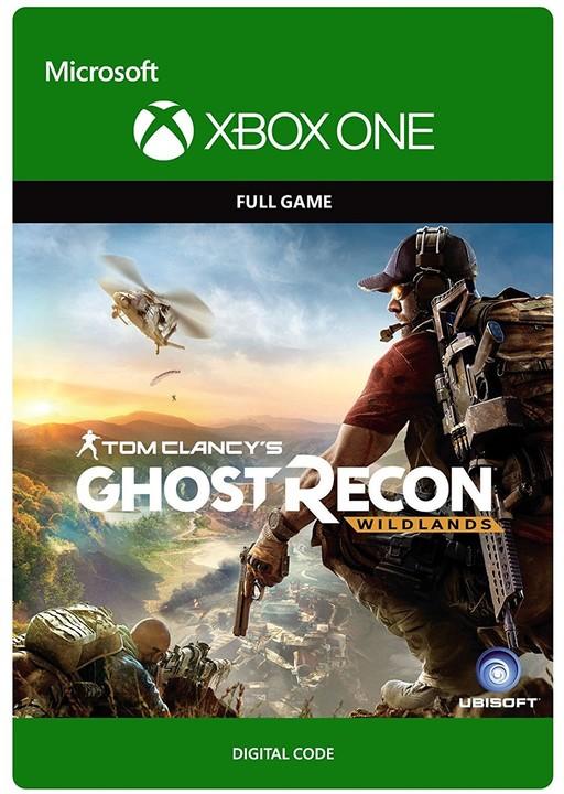 Tom Clancy's Ghost Recon Wildlands (Xbox ONE) - elektronicky