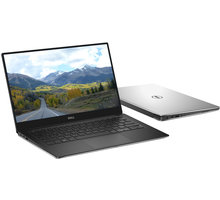 Dell XPS 13 (9350) Touch, stříbrná - TN-XPS13-N2-714S