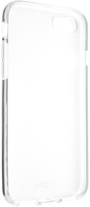 FIXED gelové pouzdro pro Apple iPhone 7, bezbarvá