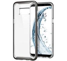 Spigen Neo Hybrid Crystal pro Samsung Galaxy S8+, gunmetal - 571CS21654