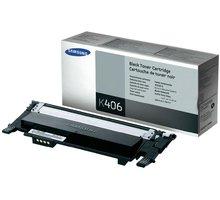 Samsung CLT-K406S, černý - CLT-K406S/ELS