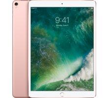 APPLE iPad Pro Wi-Fi + Cellular, 10,5'', 256GB, růžová - MPHK2FD/A + T-mobile Twist Online Internet, SIMka / microSIMka s kreditem 200 Kč
