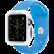 Spigen Rugged Armor - Apple Watch 42mm, bílá