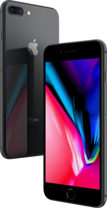 Apple iPhone 8 Plus, 64GB, šedá